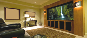 Inspired Automation Home Cinema Installation